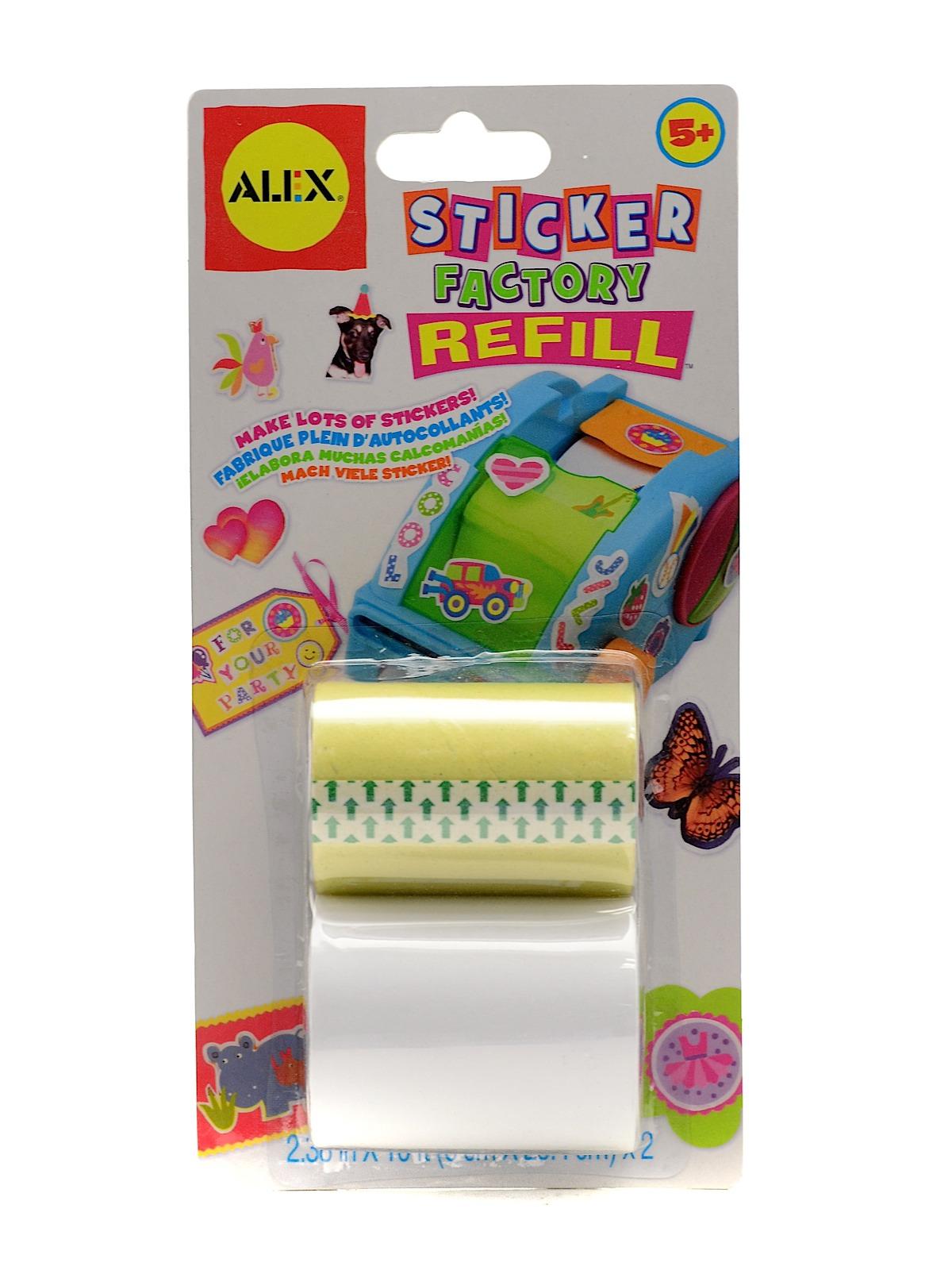Alex Toys Sticker 117