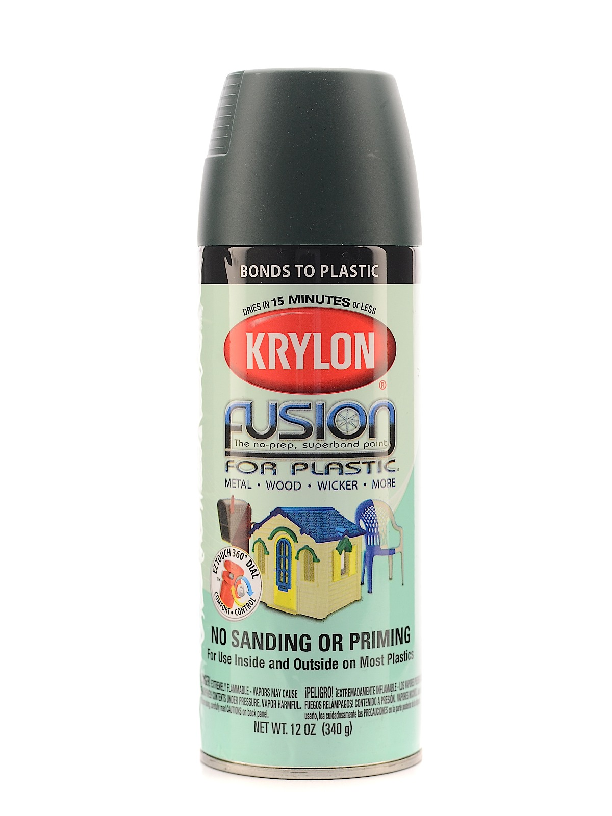 Krylon Fusion Spray Paint For Plastic Ebay