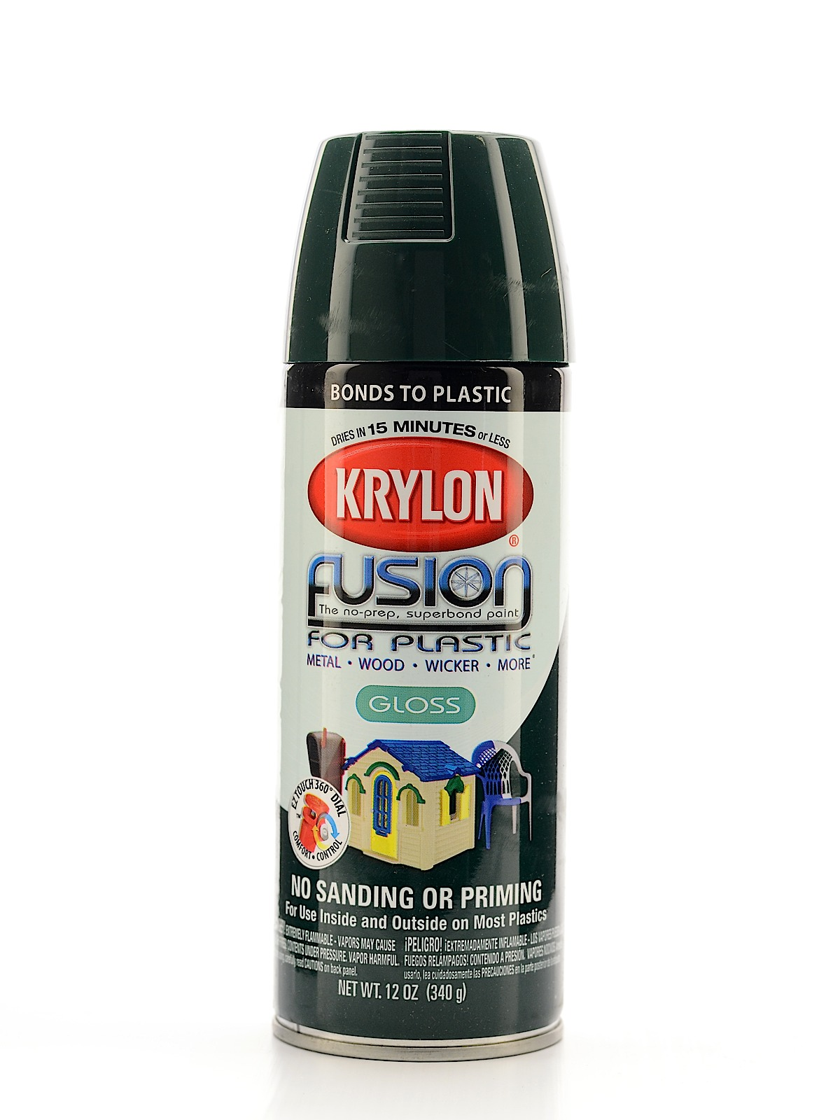 krylon fusion spray paint for plastic ebay. Black Bedroom Furniture Sets. Home Design Ideas