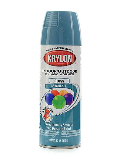 krylon indoor outdoor spray paint ebay. Black Bedroom Furniture Sets. Home Design Ideas