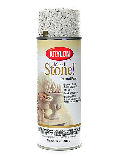 Make It Stone Krylon Faux Granite Paint