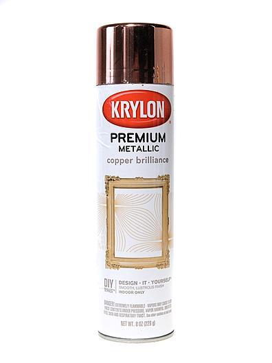 Krylon Premium Metallic Spray Paint Ebay