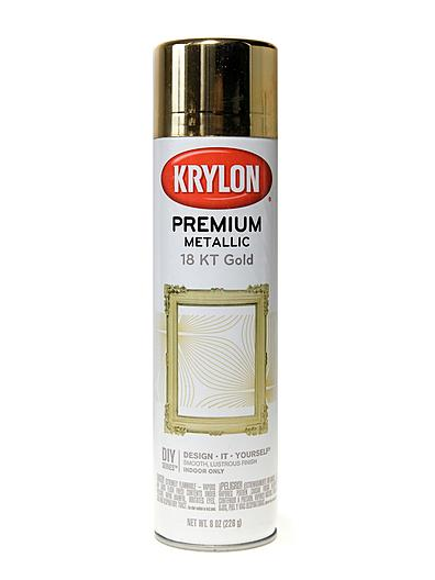 how to use krylon spray paint