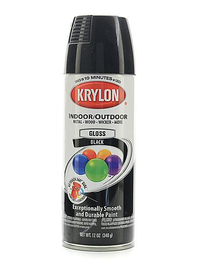 Krylon Indoor Outdoor Spray Paint