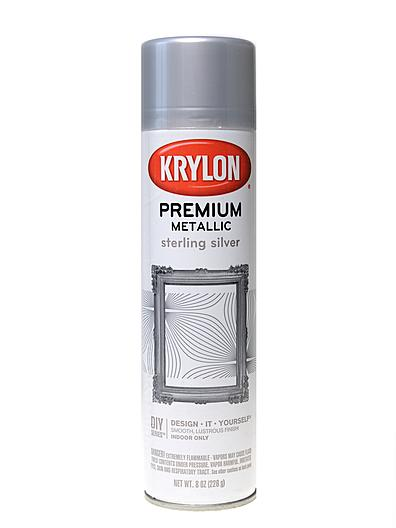 Krylon Premium Metallic Spray Paint Ebay