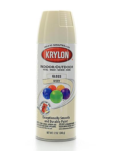 Krylon Indoor Outdoor Spray Paint Ebay