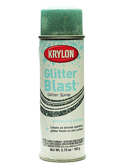 Krylon Glitter Blast Spray Paints